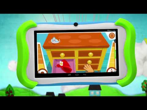 Sprout Channel Cubby Tablet with Derek Coleman