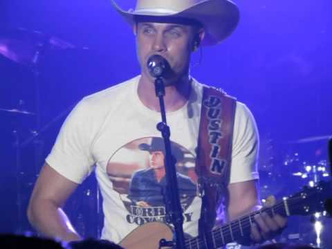 Dustin Lynch- Pandora Country- John Deere Green, Meet In The Middle