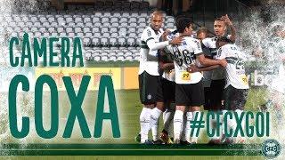 Câmera Coxa - Coritiba 1x0 Goias
