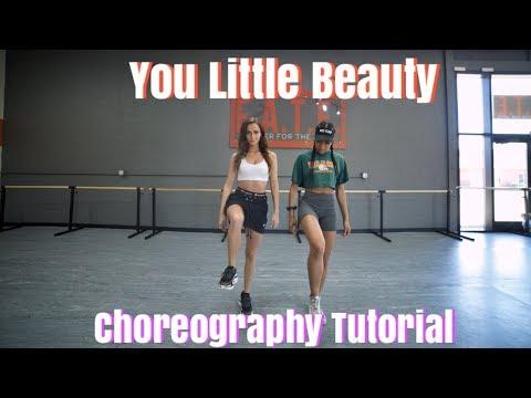 """You Little Beauty"" Shuffle/Shape Choreography | Gabby J David"