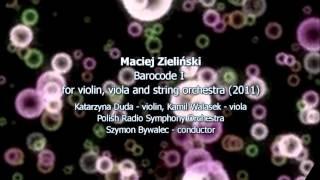 Maciej Zieliński - Barocode I
