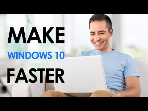 How To Make Windows 10 Faster - Boot Startup Settings