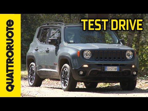 Jeep renegade fuoristrada s ma su strada anche 2 0 for 500x hdmotori