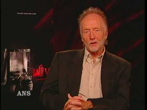 TOBIN BELL SAW V (5) ANS INTERVIEW FOR HALLOWEEN