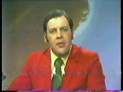 1972 WDEF-TV 12 Chattanooga 11 pm newscast