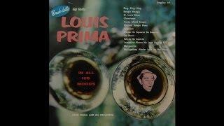 Louis Prima & His Orchestra: Louis Prima In All His Moods (Rondo-Lette Records)