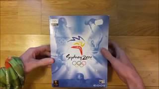 Sydney 2000 Unboxing (PC Big Box)