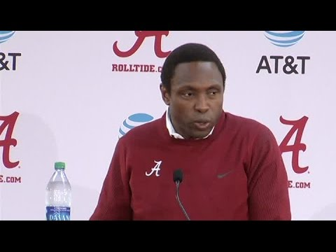 Avery Johnson raw interview