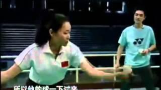 羽毛球教学 专家把脉【20】正手被动 中场接杀
