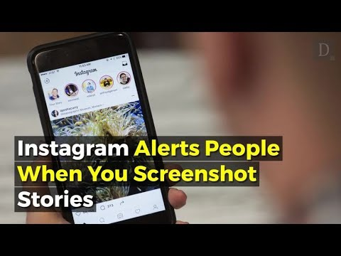 Can you tell if someone screenshot your instagram photo
