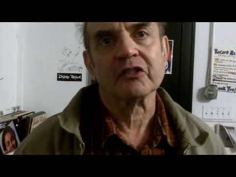 Harvey Pekar Shops for Jazz Records