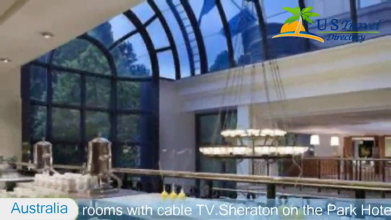 sheraton on the park sydney hotels australia youtube. Black Bedroom Furniture Sets. Home Design Ideas