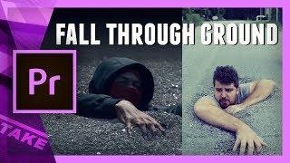Fall through the ground (Kendrick Lamar - LOYALTY) Premiere Pro Tutorial