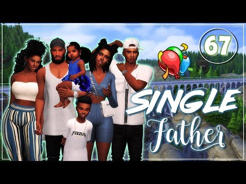 The Sims 4 😍Single Father😍 #67 BEST 4TH OF JULY 2.0 EVER thumbnail