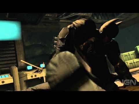 Batman: Arkham Origins Multiplayer Video
