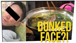 Man Suing After Head Dunked Into Hot Pot?! ft. Steve Greene