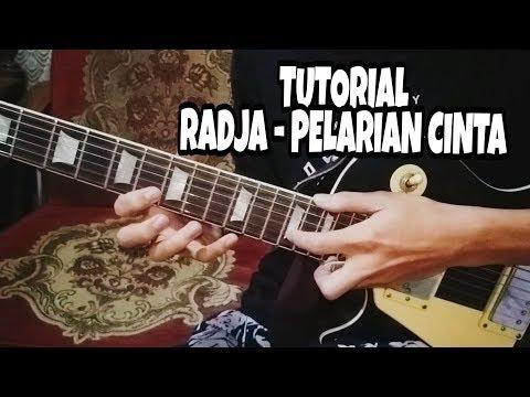 Radja - Pelarian Cinta (Guitar Tutorial By Sulungkedena)