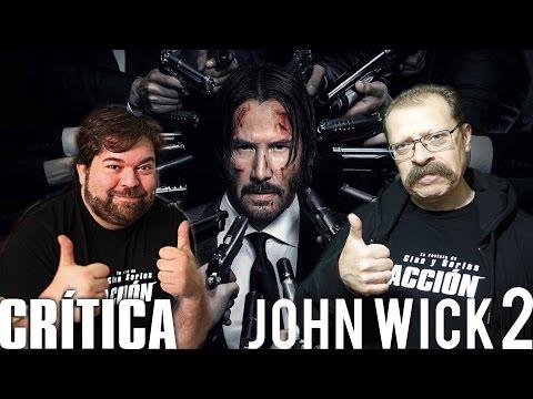 Crítica John Wick 2: Pacto de Sangre