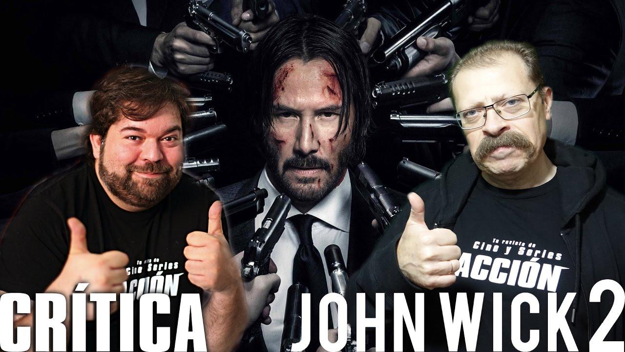 Ver Crítica John Wick 2: Pacto de Sangre en Español