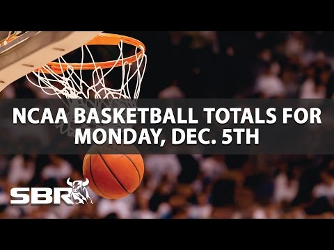 ncaa-basketball-picks-|-totals-for-monday,-december-5th