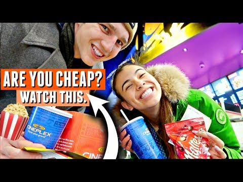 HOW TO GET INTO THE MOVIE THEATRES FOR FREE!🍿 (Or cheaper)