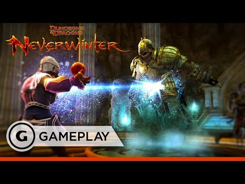 Demogorgon Battle – Neverwinter Underdark Gameplay