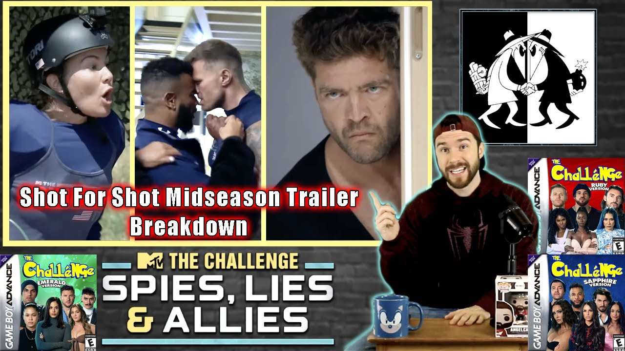 Download MIDSEASON TRAILER SHOT FOR SHOT BREAKDOWN & MORE - The Challenge 37 Ep 10 Discussion & Opinions