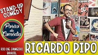 Gambar cover Ricardo Pipo ( Hermanoteu )   Criança e os Apelidos   Stand-Up Comedy