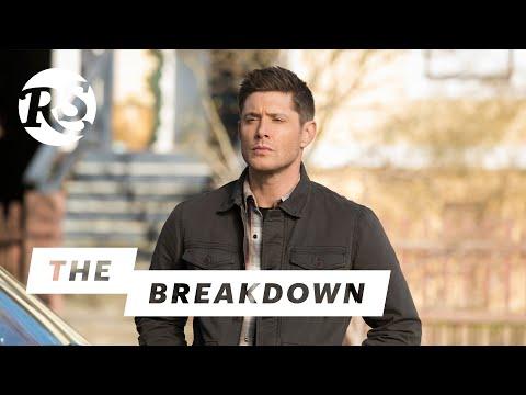 Jensen Ackles on Supernatural's Final Season, Jared Padalecki and Dean's Impala   The Breakdown