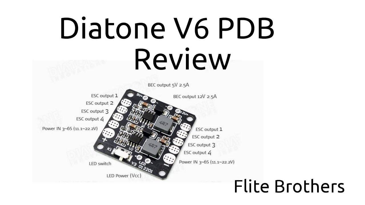 Diatone V6 Pdb Review