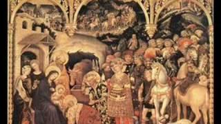 Obrecht: Beata Es,Maria  a 4 voci