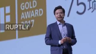 China  Xiaomi unveils new 0 flagship smartphone