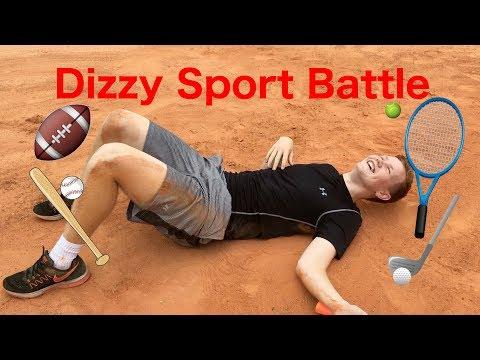DIZZY SPORTS BATTLE!