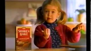 Cute Shake n Bake 1998 quot It 39 s Chicken quot Commercial