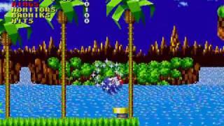 Скачать Sonic 1 SAGE 2010 Edition GEN