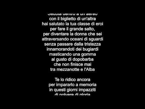 GLI IMMORTALI - Jovanotti (Lyrics-Testo)