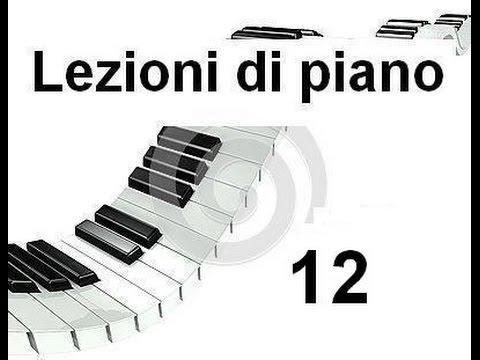 LEZIONE DI PIANOFORTE 12 - Consigli per la lettura di uno spartito