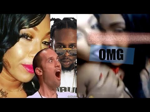 Shawna Chin Diss Popcaan and REVEALS Her True Sexu@lity, Live Tongue Pl@ying