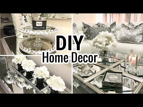 DIY Home Decor Ideas | Dollar Tree DIY Mirror Decor