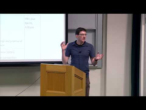 Lecture 4  – Word Vectors 3 | Stanford CS224U: Natural Language Understanding | Spring 2019