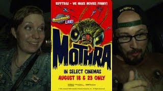 Midnight Screenings - Rifftrax Live! Mothra