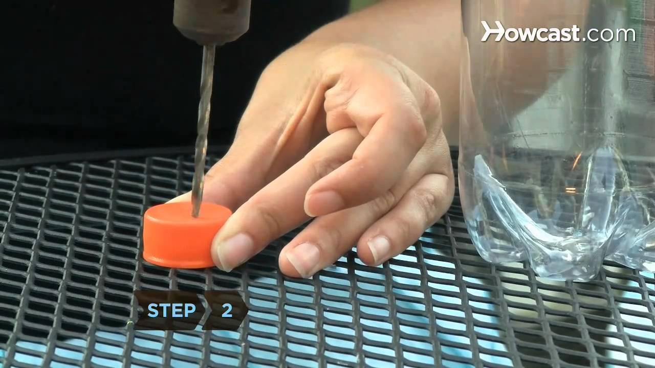 How to Make a Hummingbird Feeder - YouTube