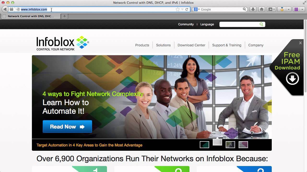 Infoblox How to Install and Setup Network Automation on VMware ESX