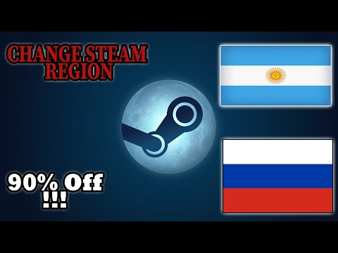 How To Change Steam Region To Argentina Using VPN - Buy Games At A Cheaper Price [2020 WORKING!]