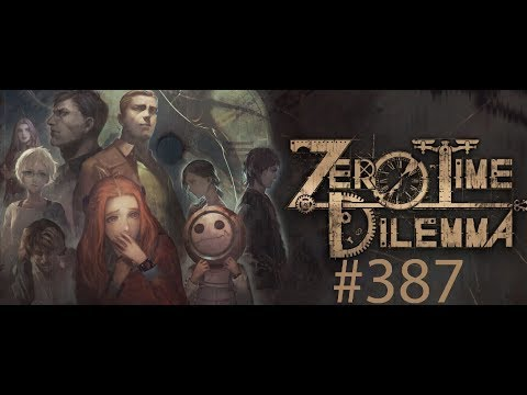 Road To The Zero Time Dilemma Platinum Trophy (plat #387)