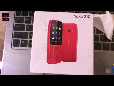 Nokia 210 Unboxing ,Nokia 110 ' Nokia 105,  Nokia 106