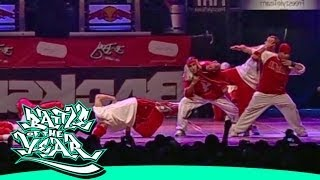 BOTY 2006 - TOP 9 (RUSSIA) - SHOWCASE [OFFICIAL HD VERSION BOTY TV]
