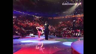Athena - For Real (Turkey) 2004 Eurovision Song Contest