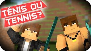 Minecraft: Build Battle - TÊNIS OU TENNIS? TotalArmy