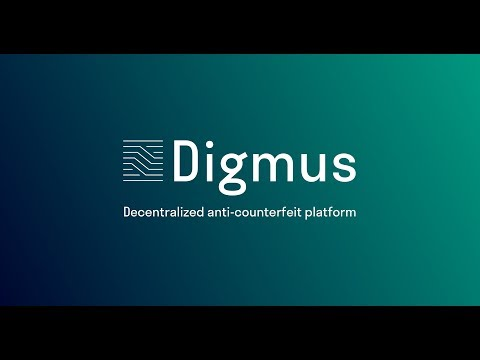 Digimus - Decentralized Anti-Counterfeit Platform